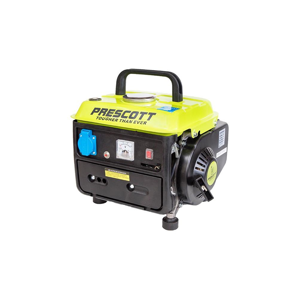Benzīna ģenerators Prescott 0,65 kW